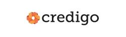 Logotyp för snabblåneföretaget Credigo