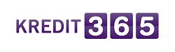 Logotyp för snabblåneföretaget Kredit365