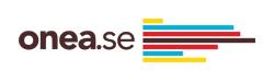 Logotyp för snabblåneföretaget Onea