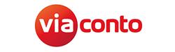 Logotyp för snabblåneföretaget ViaConto